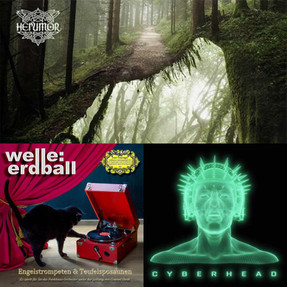 Priest - Welle:Erdball - Herumor (2020)