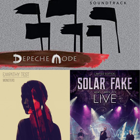 Empathy Test - Solar Fake - Depeche Mode (2020)