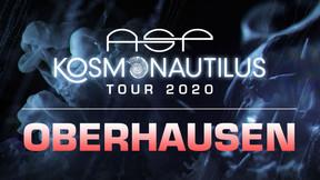 """ASP - """"Kosmonautilus""""-Tour - Turbinenhalle, Oberhausen - 24.01.2020"""