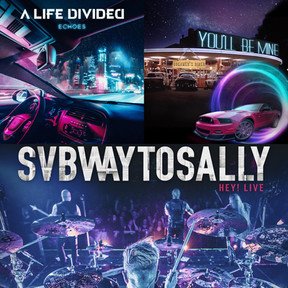A Life Divided - Subway To Sally - You´ll Be Mine (2020)