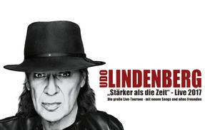 """Udo Lindenberg - """"Stärker Als Die Zeit""""-Tour - Westfalenhalle, Dortmund - 30.05.2017"""