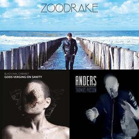 Zoodrake - Thomas Passon - Black Nail Cabaret (2020)