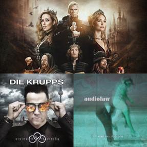 Audiolaw - Faun - Die Krupps (2019)