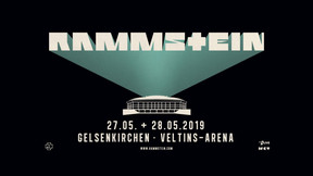 "Rammstein - ""Europe Stadium""-Tour - Veltins Arena, Gelsenkirchen - 27.05. + 28.05.2019"
