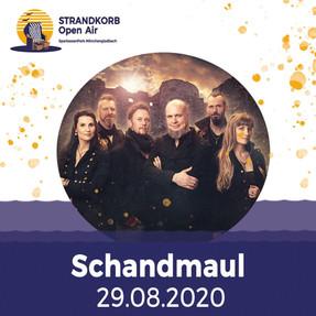 "Schandmaul - ""Artus""-Tour - SparkassenPark, Mönchengladbach - 29.08.2020"