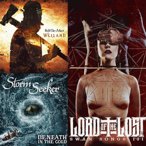 Storm Seeker - Lord Of The Lost - Held der Arbeit (2020)