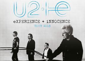 """U2 - """"eXPERIENCE + iNNOCENCE""""-Tour - Lanxess Arena, Köln - 04.09.2018"""