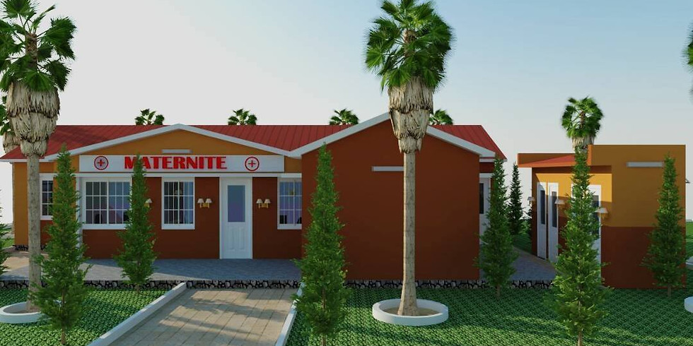 Maternity Clinic Building Dedication