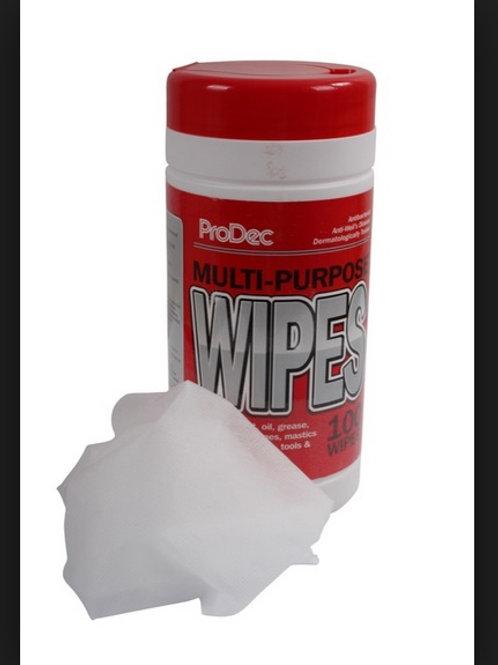 ProDec Multi-Purpose Wipes (100)