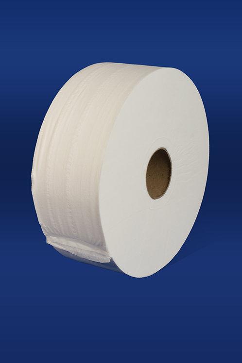 Rolls 2 ply Jumbo toilet rolls (6)