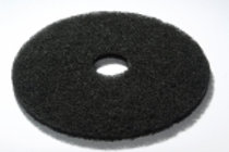 430mm Black Floor Pad (5 pieces)