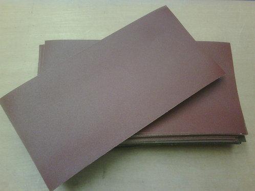 Mirka 115 x 230mm Plain Backed Sheets 150g