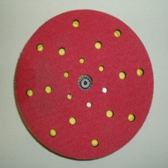 Multihole 150mm backing pad