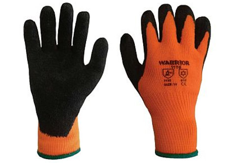 Warrior Thermal Grip Gloves 1 pair