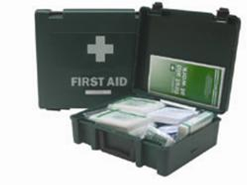 First Aid Kit 1-10 Persons