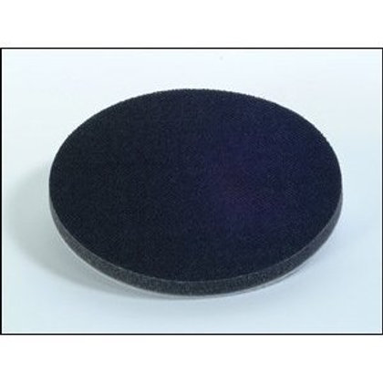Flexipad 150mm Velour (hook and loop) Cushion Pad