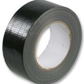 Black Gaffer Tape 50mm x 50m