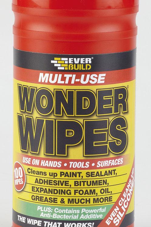 Everbuild Wonder Wipes (100)