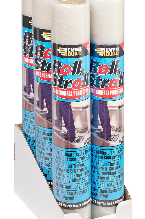Everbuild Roll and Stroll Hard Floor Protector