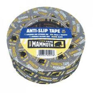 50mm x 10m Everbuild Black Anti-Slip tape