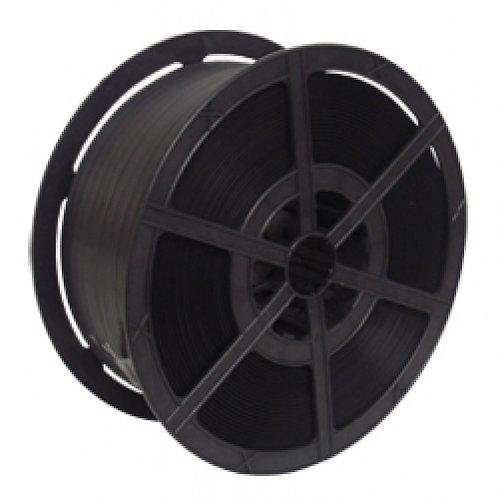 Strapping Rolls 12mm x 1000mm Heavy Duty Black