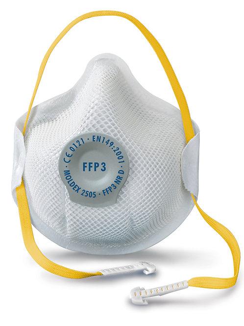 2505 Moldex Disposable Mask FFP3 (10pcs)