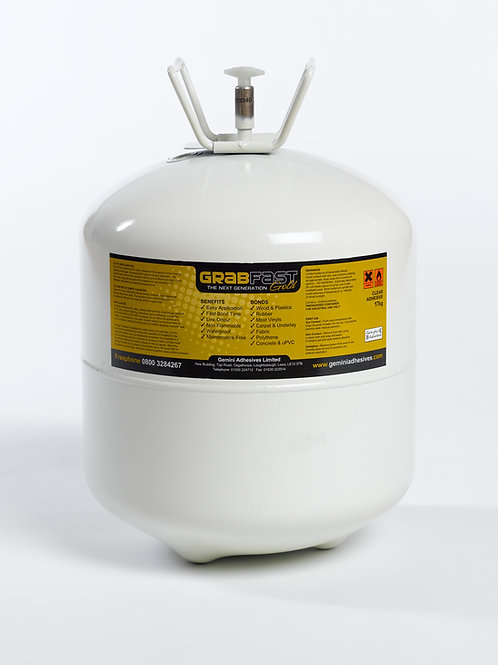Grabfast Gold Contact Spray Adhesive 17kg