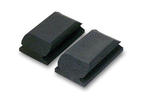 70mm x 125mm Single sided sanding blocks Flexipad