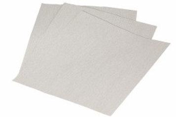 230mm x 280mm Mirka plain backed Carat sheets