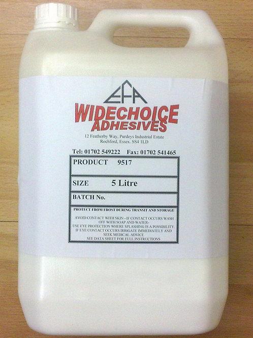 EFA Wood Adhesive (9517) 5 Litre