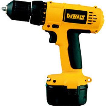 Dewalt DCD710D2 10.8v 10mm Keyless Chuck Drill