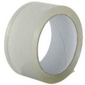 50mm Clear vinyl packaging tape