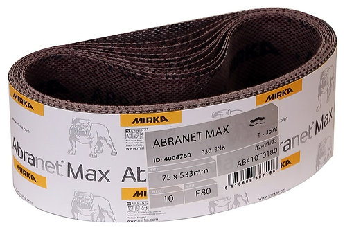 Abranet Max 100x 610mm Belts