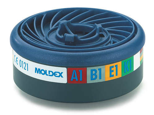 9400 Easylock Gas Filter for Moldex 7002 Mask