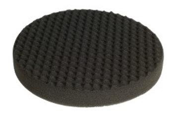 150mm Mirka Black dotted waffle foam pad (2)