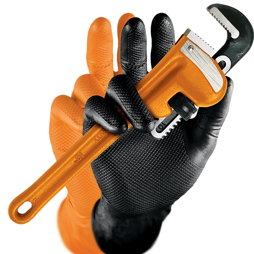 Warrior Grip Disposable Gloves