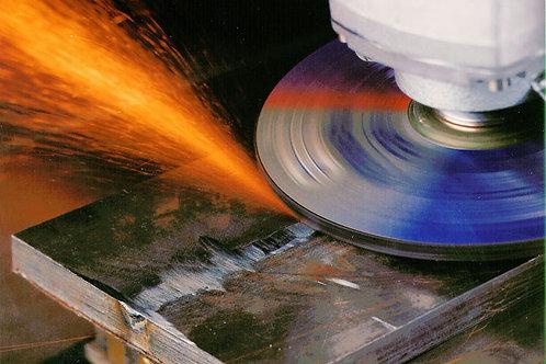 Hermes 125 x 6 x 22.23mm Metal Grinding Disc