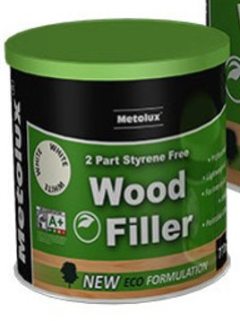 Two Part Wood-filler - (Hardener Required)