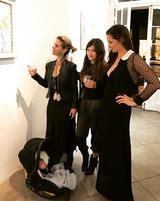 Gallery openings on Julia