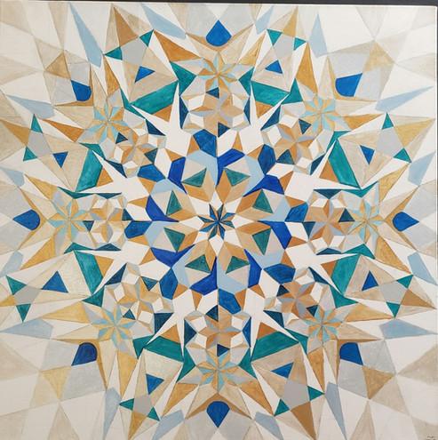 Geometric series 2 - Sold