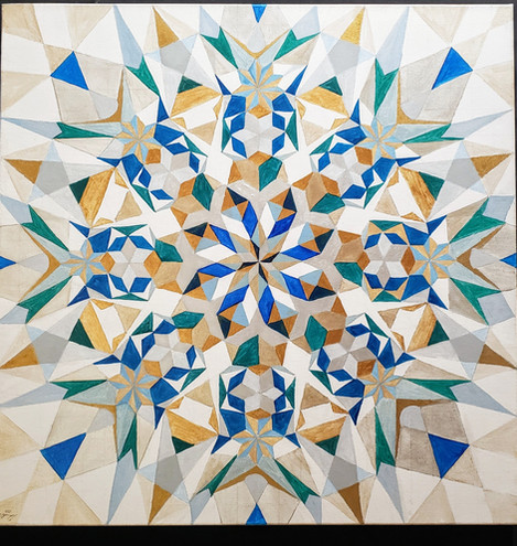 Geometric series 1 sold