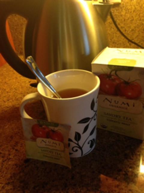 Tomato Mint Numi Tea