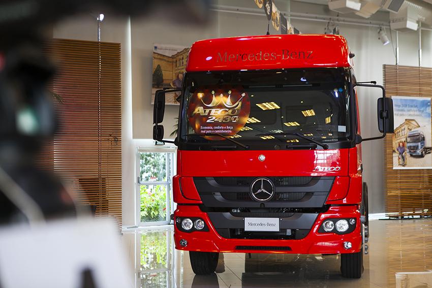 Feirão Atego Mercedes-Benz