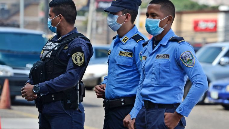 Honduras ha prohibido el ingreso de extranjeros a su territorio - Fotografía de AFP