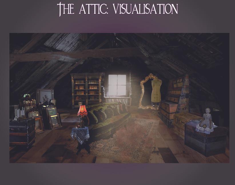 Attic: Visualisation
