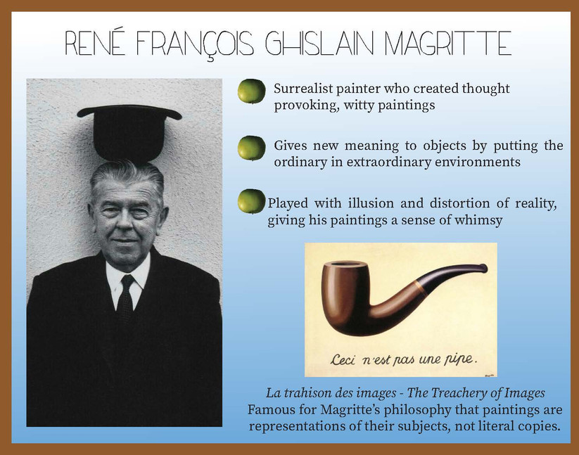 Magritte Dining Concept