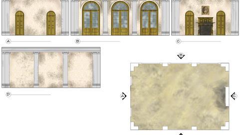 Themed Room Elevation I