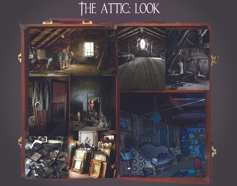 Attic: Look
