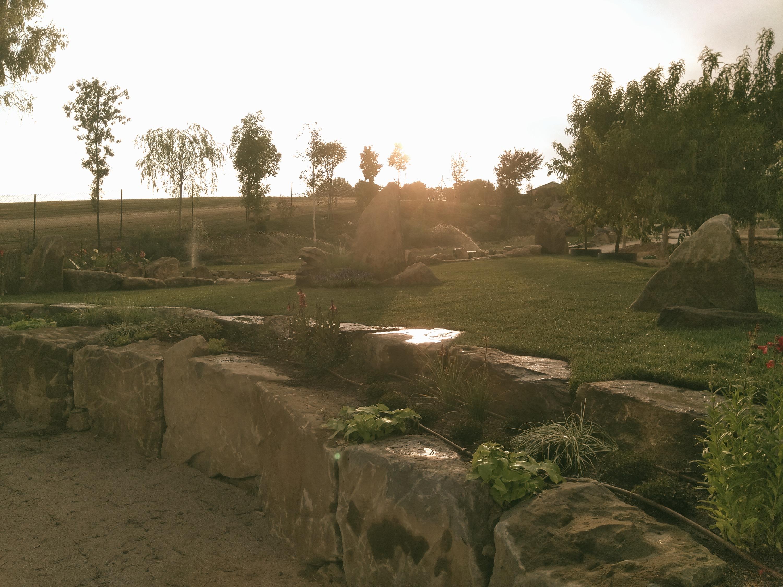 Disseny jardins a Banyoles