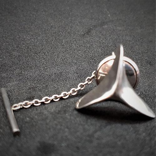 Aerofoil Tie Pin